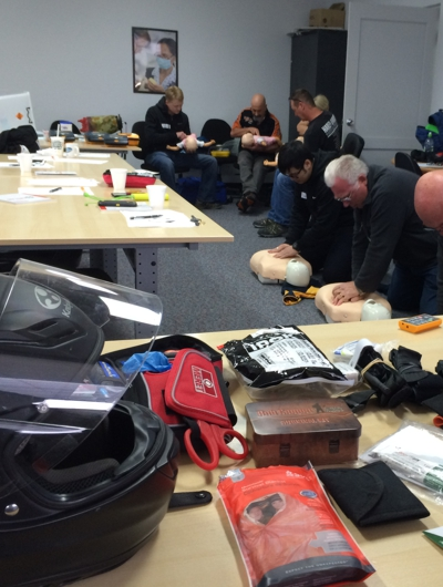 Fast Aid Birmingham Solihull: Fast Aid For Motorcyclists